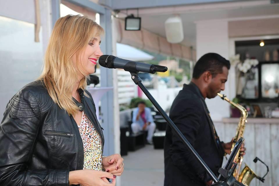 Vanessa B. Live - Chanteuse