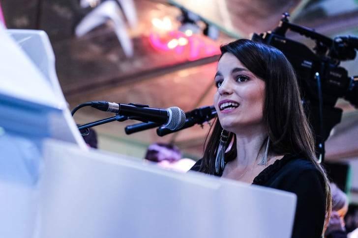 Margo chanteuse