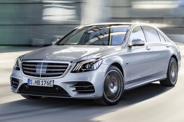 Mercedes classe s 500