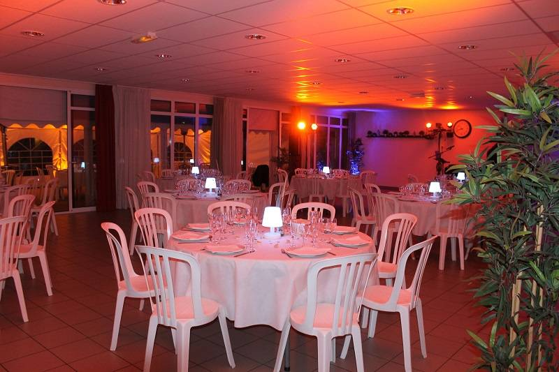 Réception Salle Le Phare
