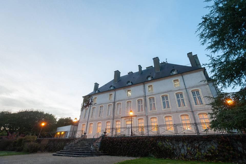 Château de Vandeléville
