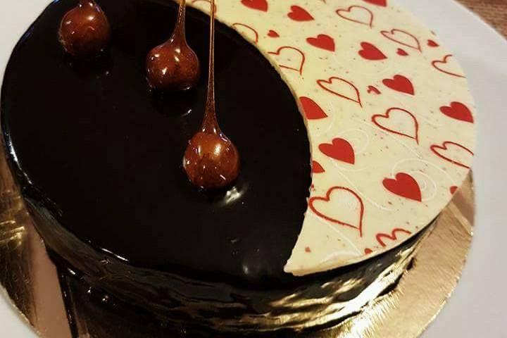 Entremet Chocolait