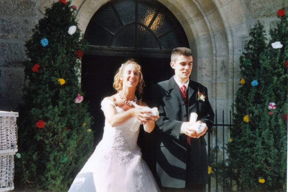 Mariage 2 Colombes + 26