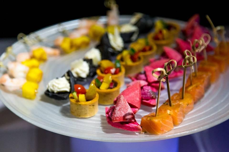 Monaco Receptions