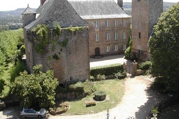 Château De Cavagnac