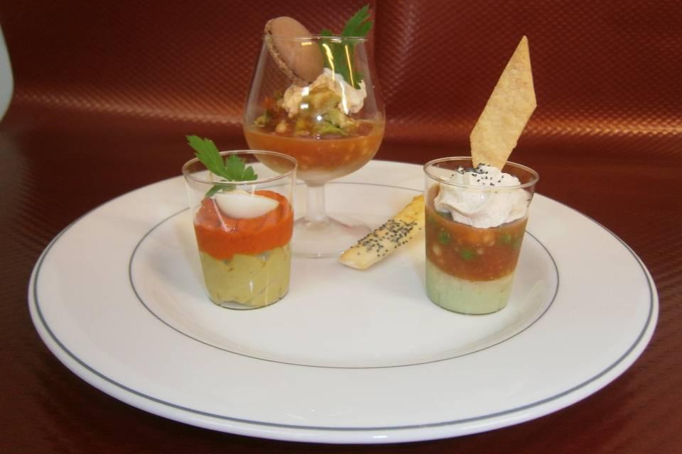 Patrick et Nathalie Sauvant Cuisinier Traiteur