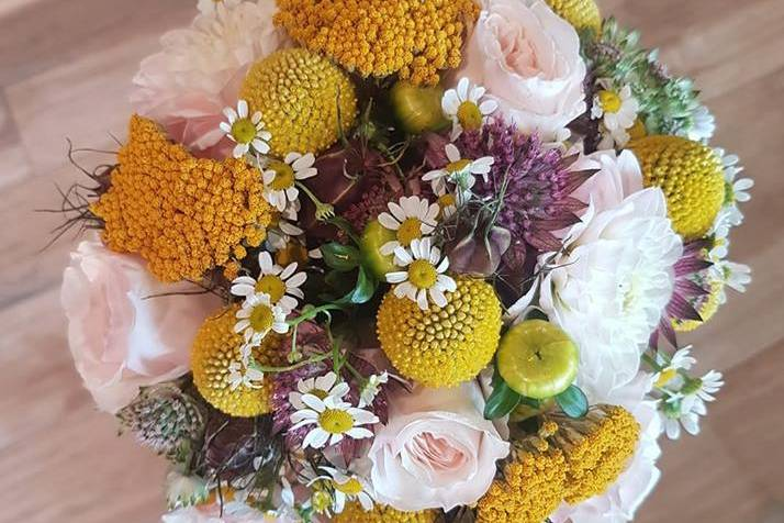 Exemple de nos bouquets mariée