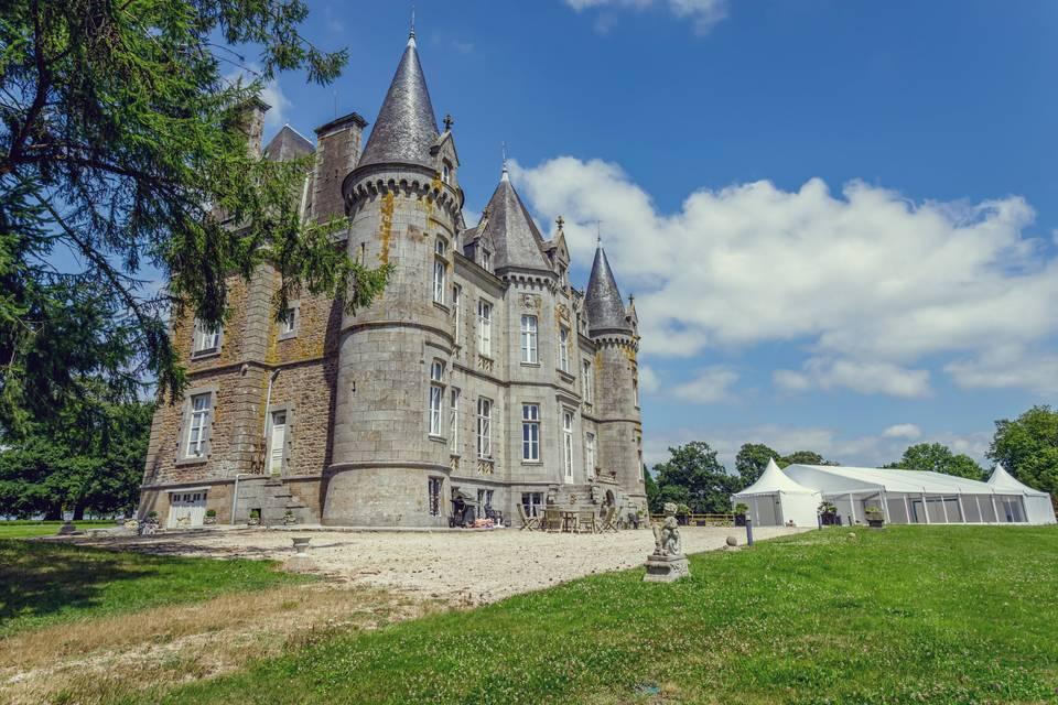 Château de la Vieuville