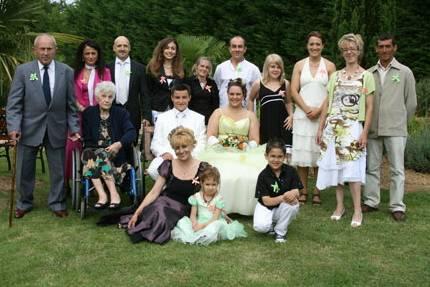 La photo de famille