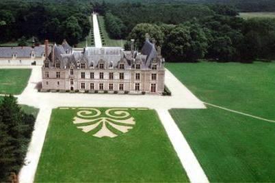 Château coté sud