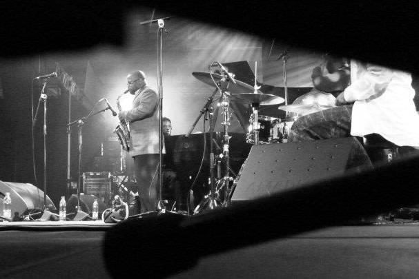 Jazz Happens in concert