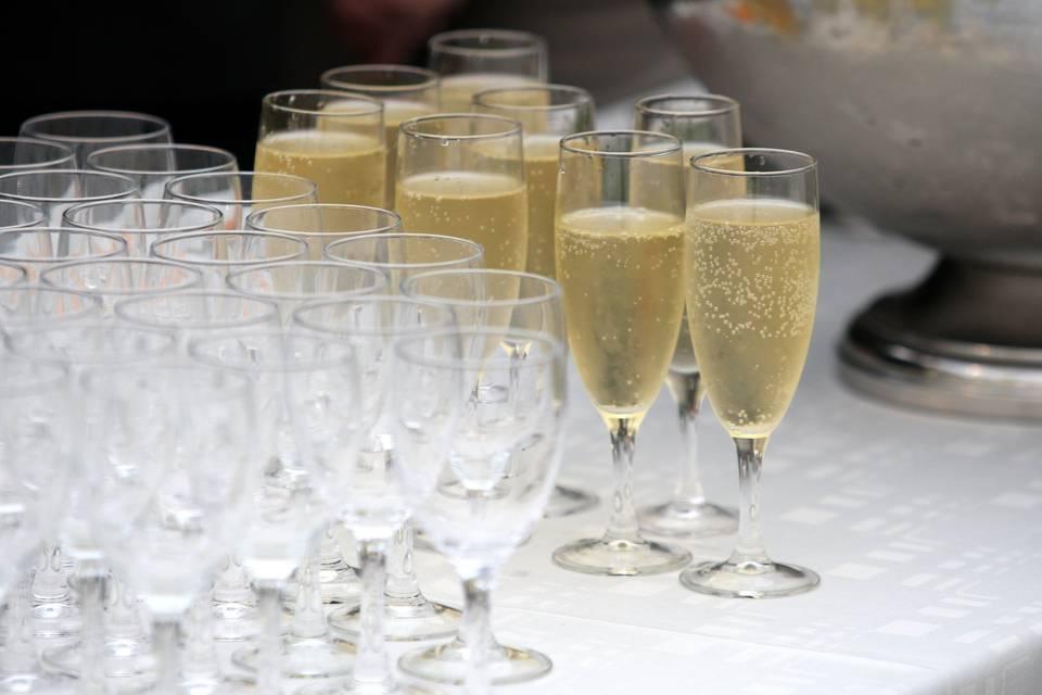 Soupe de champagne