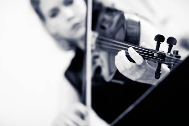 Laura Springham - Violoniste