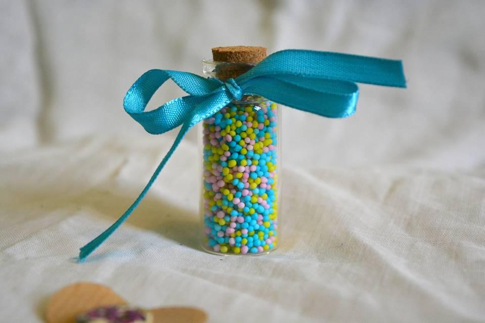 Fioles bonbons