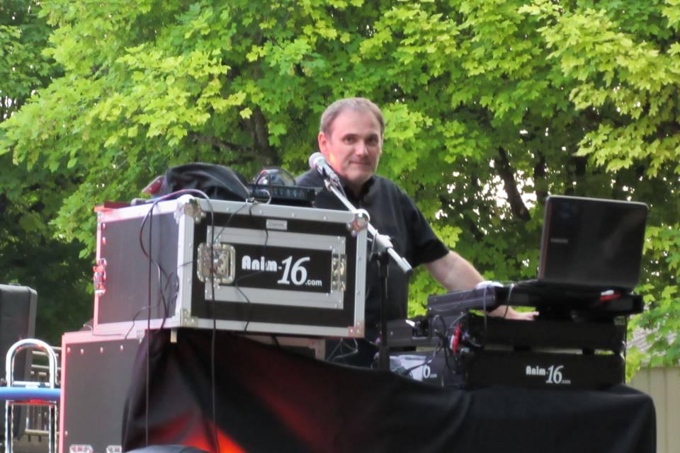 Alain DJ Animateur