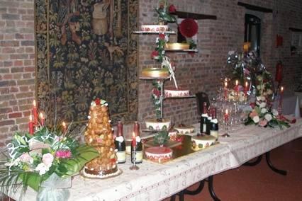 Table de buffet