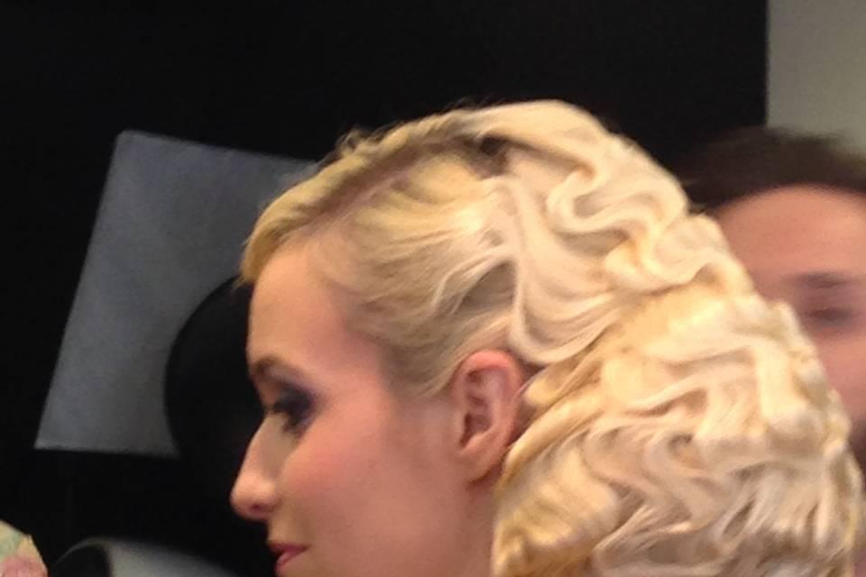 Clarisse coiffure