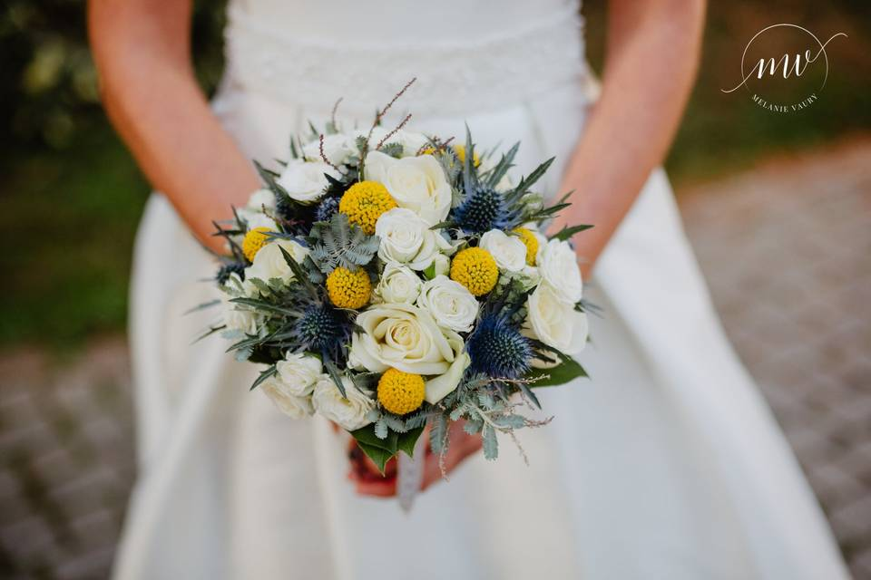 Mariage - Bouquet de mariée