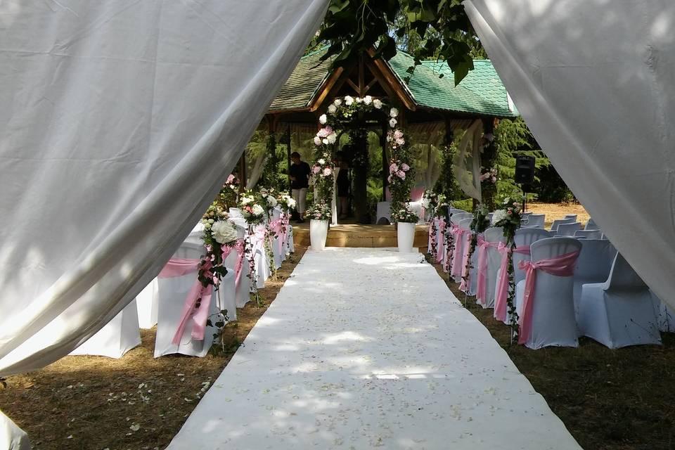 Fleuriste mariage prestige