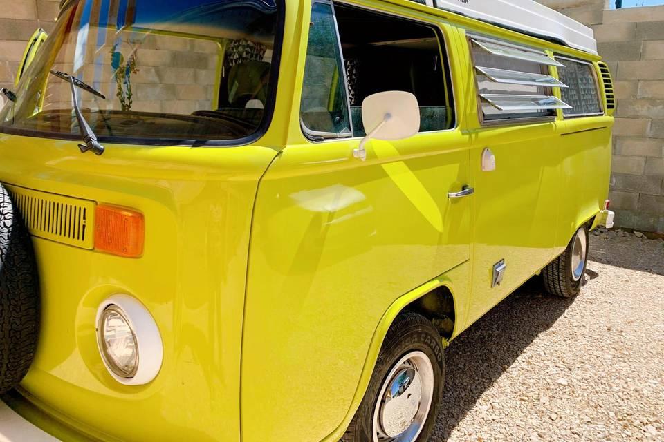 Neemboo Vintage Camper Jura