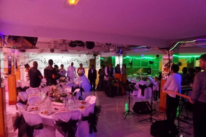 Orchidéa Salle de Réception