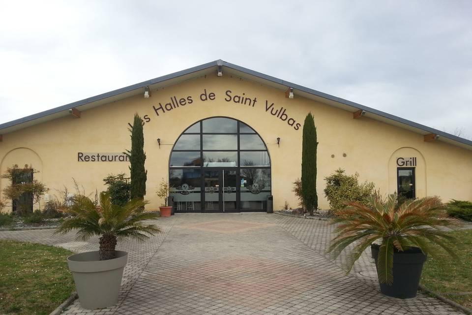 Les Halles de St Vulbas