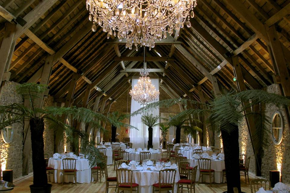 Grand salon de Réception