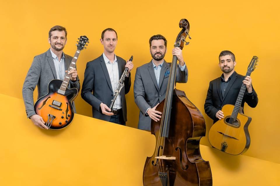 Tchiki Swing Quartet