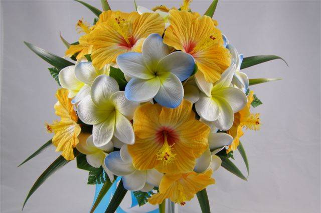 Bouquets Frangipaniers