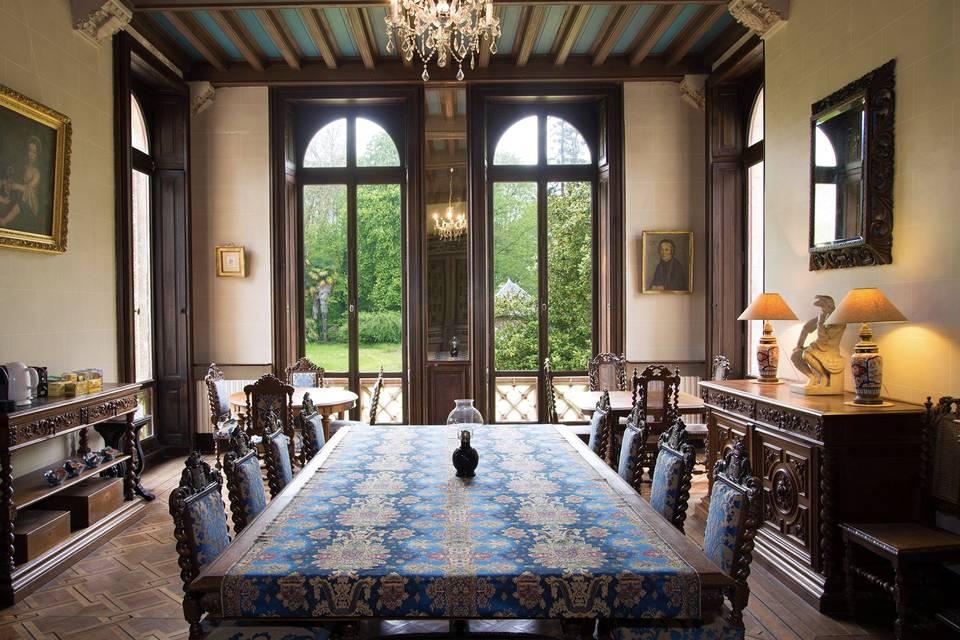 Salle-à-manger du Château