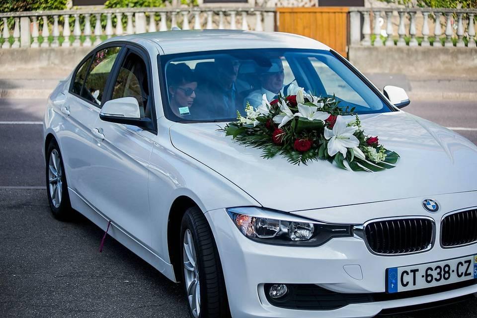 Wedding Cars Moselle