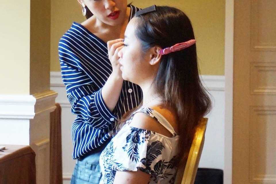 Kayan's Makeup Paris