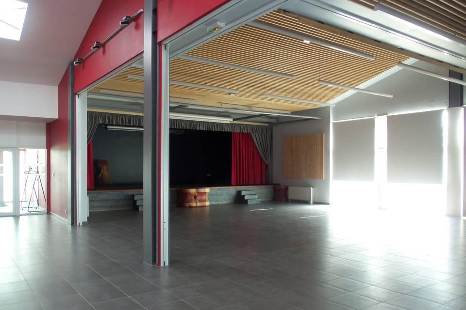 Salle Delta