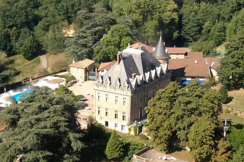 Château d'Urbilhac