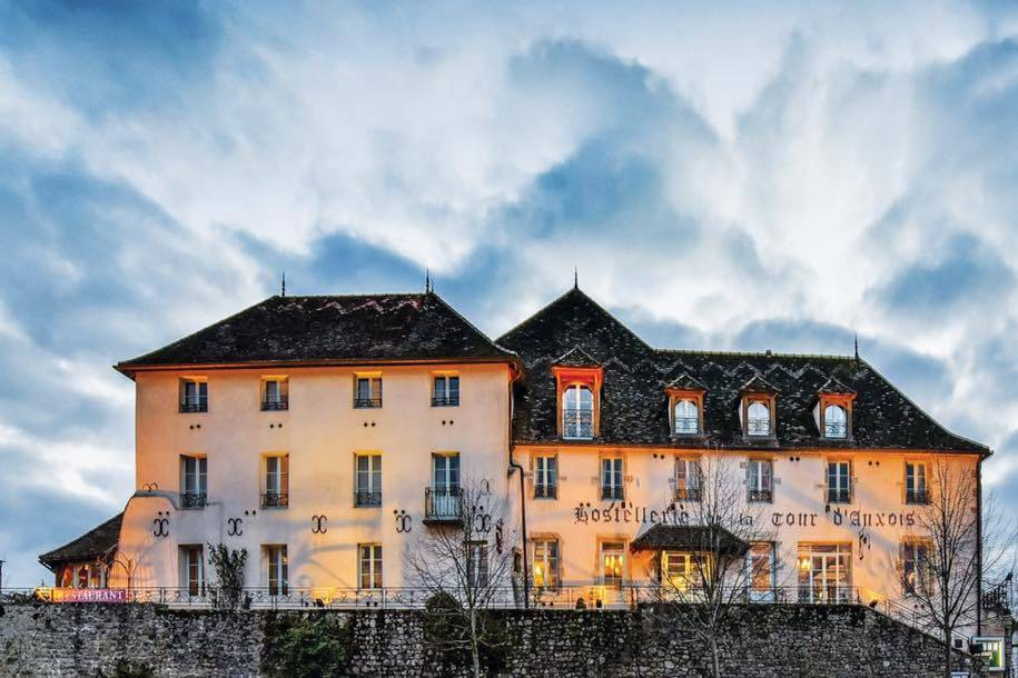 Hostellerie de la Tour d'Auxois
