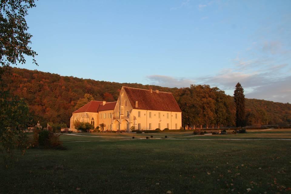 L'Abbaye de Reigny