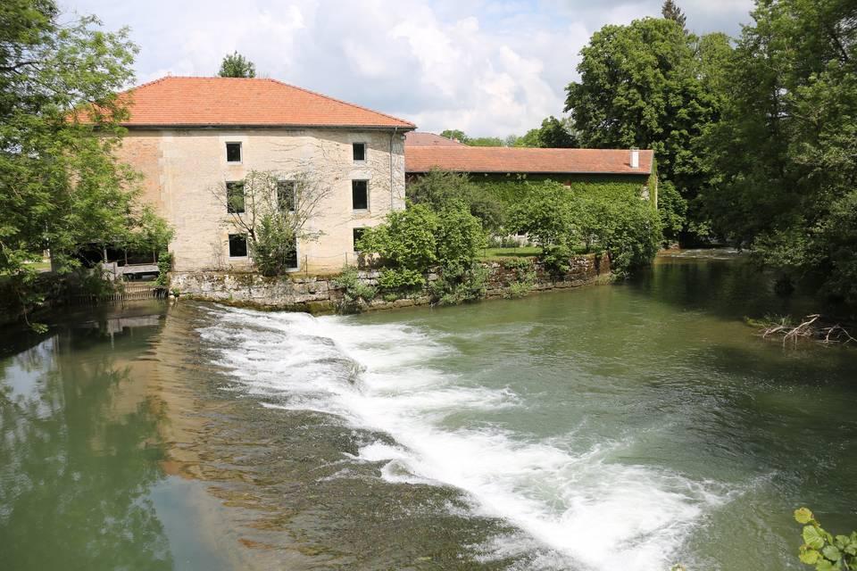 Moulin de Givrauval