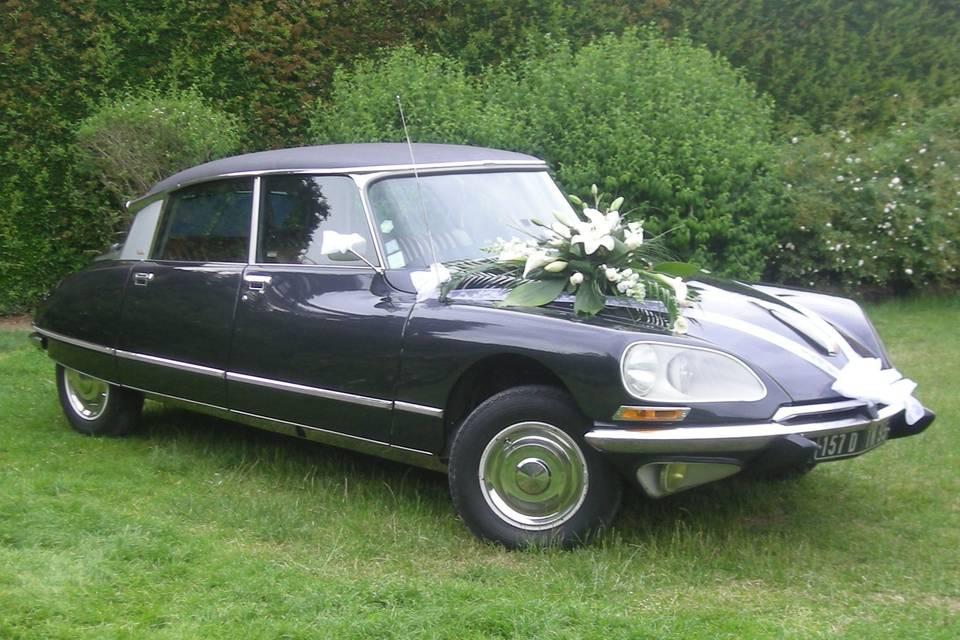 DS noir 1972