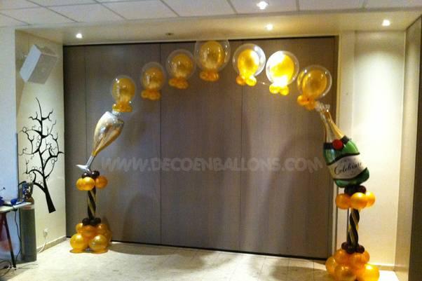 Décoration en Ballon