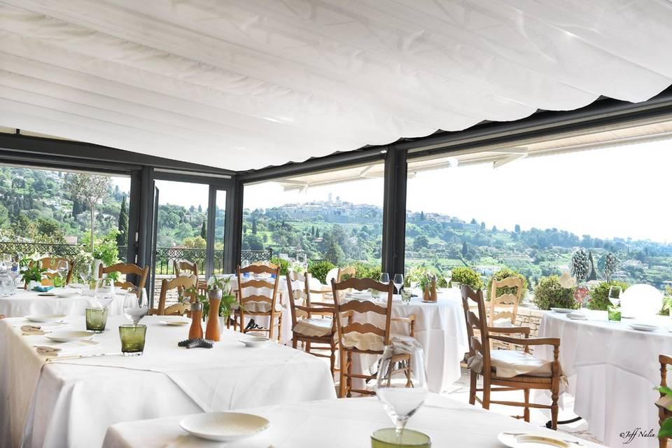 Restaurant - Hôtel Alain LLorca