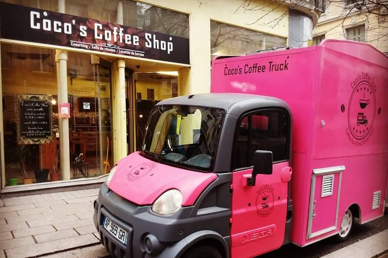 Coco's Coffee Truck