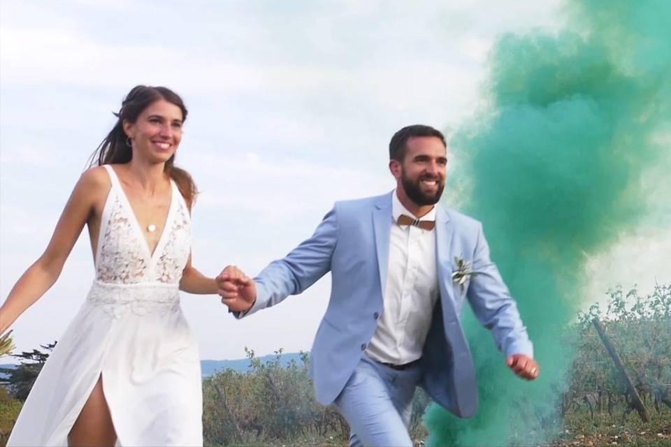 Mariage Ophélie et Romain