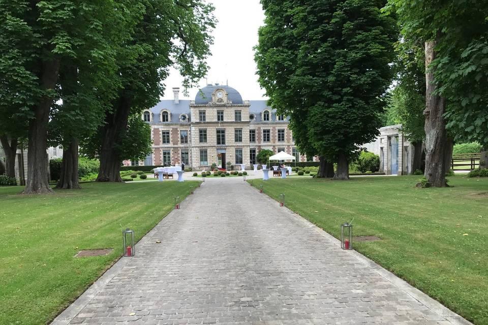 Le Château de Ranchicourt