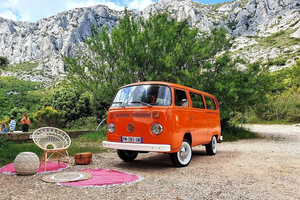 La Provence en Combi