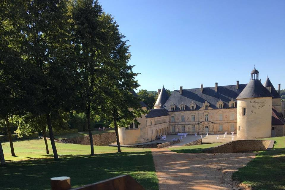 Chateau de Bussy