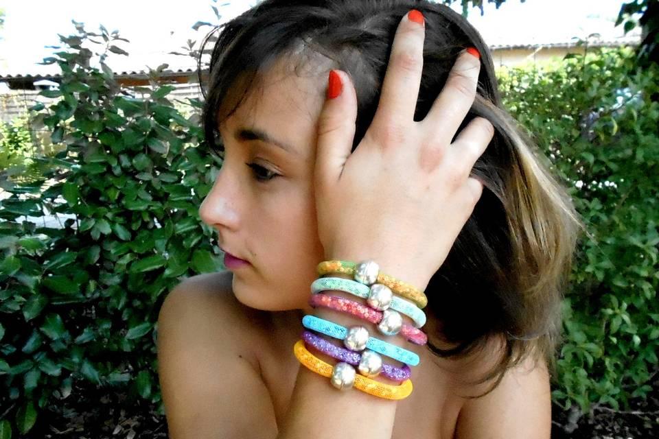 Bracelets aimantés