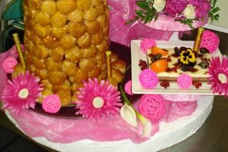 Variété de gâteaux
