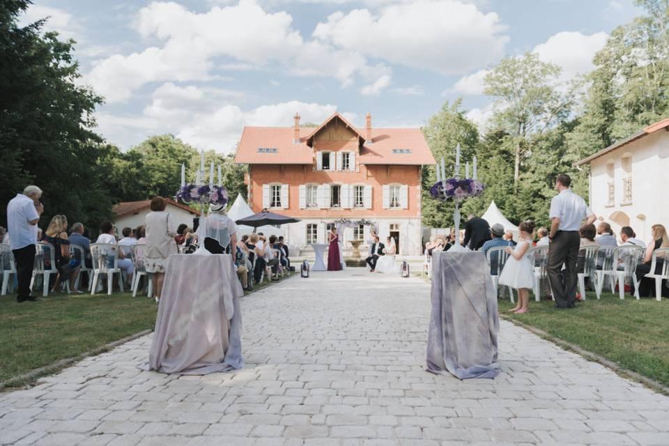 Chateau du frehaut