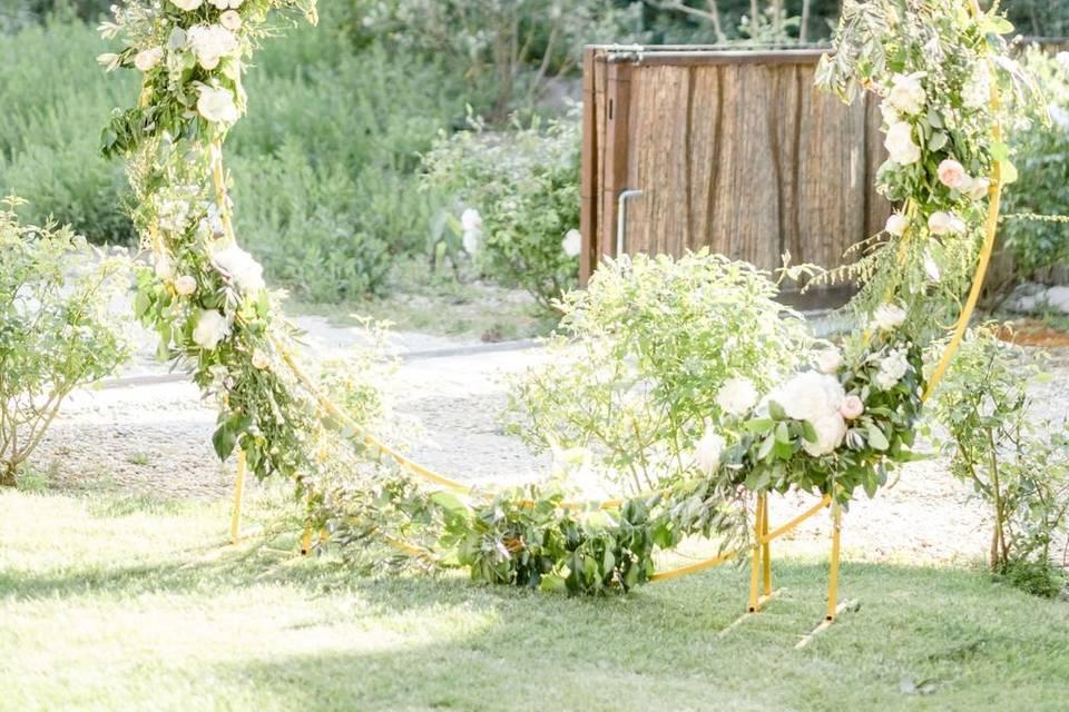 Delphine Jacquelin Wedding