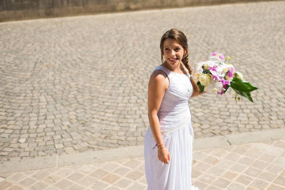 Mariage à Versailles